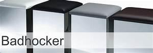 Bad Hocker : badeinrichtung mit hocker und sitzbank ~ Pilothousefishingboats.com Haus und Dekorationen