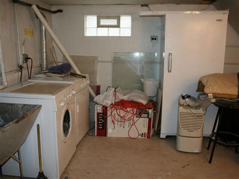 basement laundry room ideas laundry room gets a facelift hgtv Unfinished