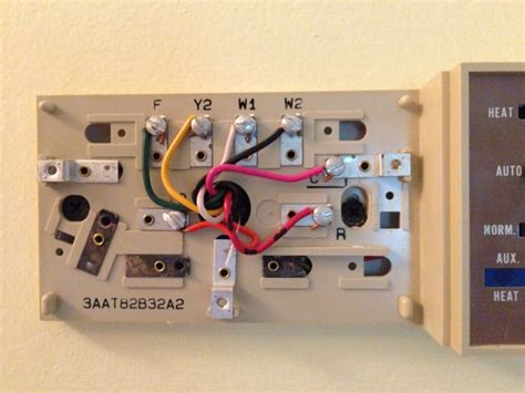 Wiring Diagram For Weathertron Thermostat by Trane Weathertron Thermostat Wiring Diagram Trane Free