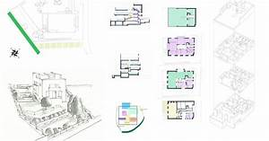 Ding  Arch 1201    Project1    Villa Muller    Analysis Diagram Set