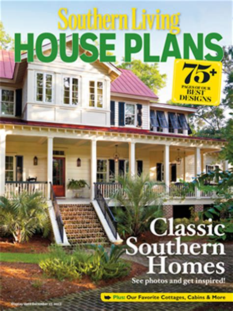 home plan magazines southern living house plans magazine home design and style