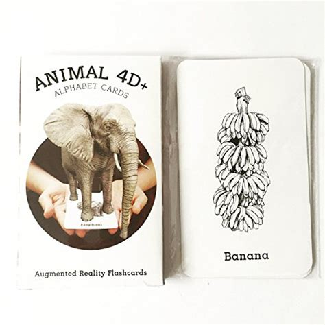 Animal 4d And Food 4d Flashcards  Buy Online In Ksa Toys And Games Products In Saudi Arabia