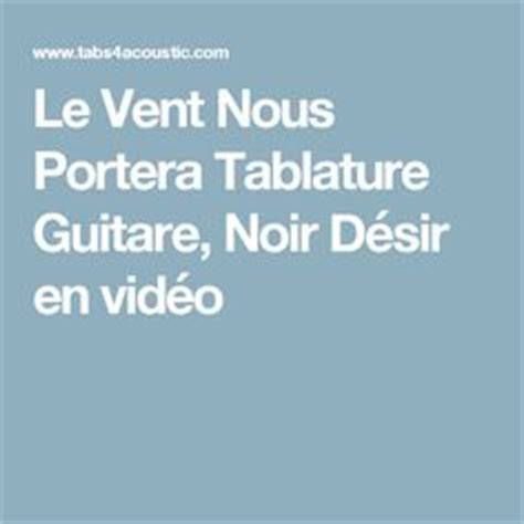 parole le vent nous portera partitions ayoye offenbach accords et paroles chansons pour guitare
