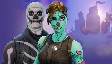 [suggestion] Re-release The Skull Trooper And Ghoul