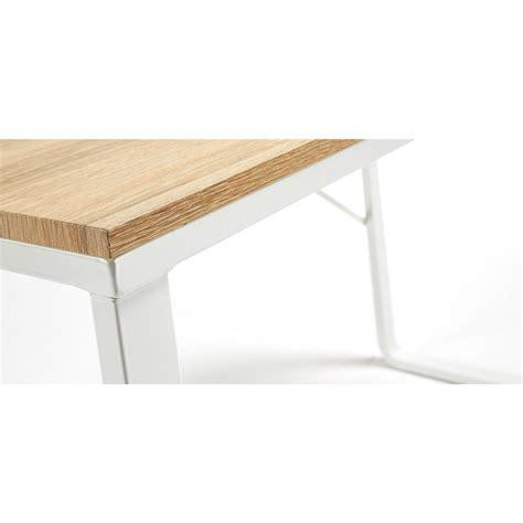 bureau d ude structure lyon bureau design structure en métal blanc et plateau en bois