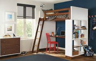 bunk beds with desk bedroom ideas pictures