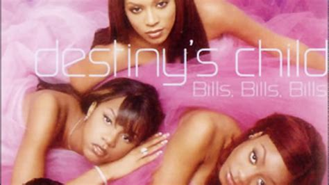 Destiny's Child  Bills Bills Bills  With Lyrics Youtube