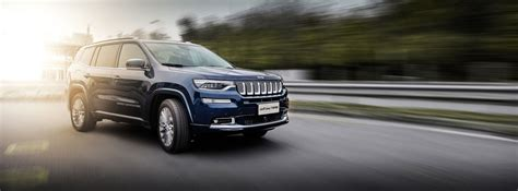 Jeep Grand Future Models by Jeep 174 Launches All New Grand Commander Fca