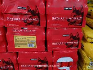 kirkland signature cuts and gravy dog food With costco natural dog food