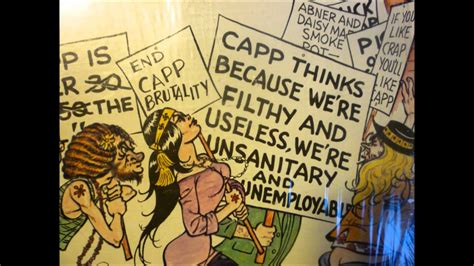 Al Capp On Campus Side A Part 1