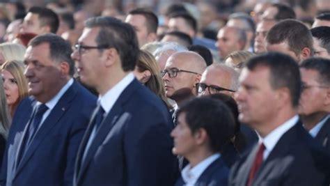 Vučević: Sve naše duše dišu večeras, oko 15.000 ljudi u ...