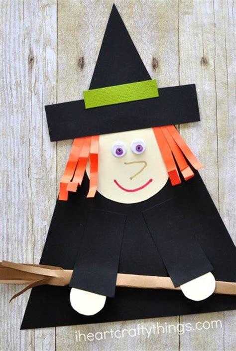 easy halloween crafts  toddlers quick preschooler
