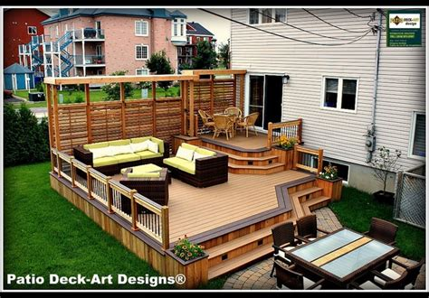 outdoor decks and patios interior design ideas