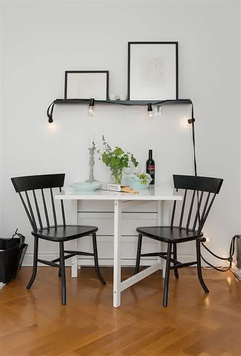 very small table ls 25 small dining table designs for small spaces