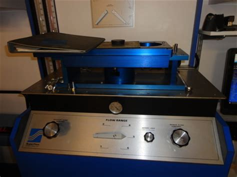 Superflow Bench by Superflow Sf 600 Flow Bench Works Excellent For Sale In