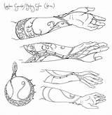 Tattoo Gauntlet Elven Legolas Infinity Tattoos Falconer Concept Coloring Hobbit Lotr Tolkien Designs Daniel Drawings Sketches Gauntlets Fantasy Elvish Lord sketch template