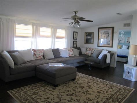 Decorating Ideas For Mobile Home Living Rooms : Marvelous Manufactured Home Makeover