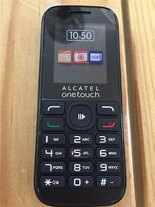 Tel U00e9fono Alcatel 1050a Liberado  Nuevo