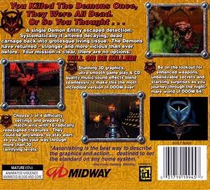 Doom 64 Ex Details