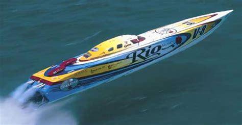 Cigarette Boat Fastest what is the fastest cigarette