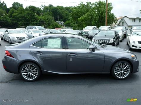 lexus gray 2014 nebula gray pearl lexus is 250 awd 82846246 photo 5