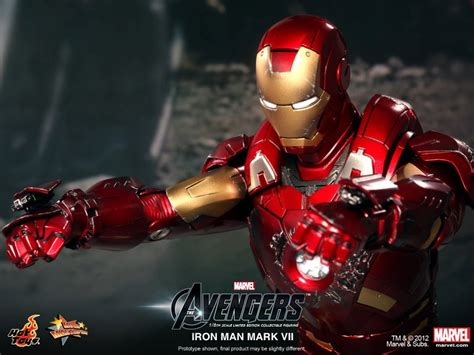 Hot Toys Iron Man Mark Vii And The Terminator Collectible