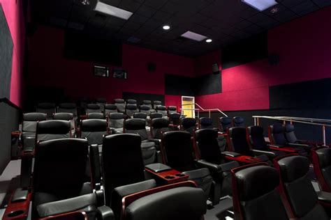 Living Room Theater At Fau Florida by Florida Atlantic Culture Society Building