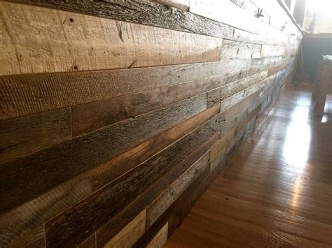 Reclaimed Shiplap by Pre Finished Reclaimed Barnwood Paneling Barn Wood Vintage