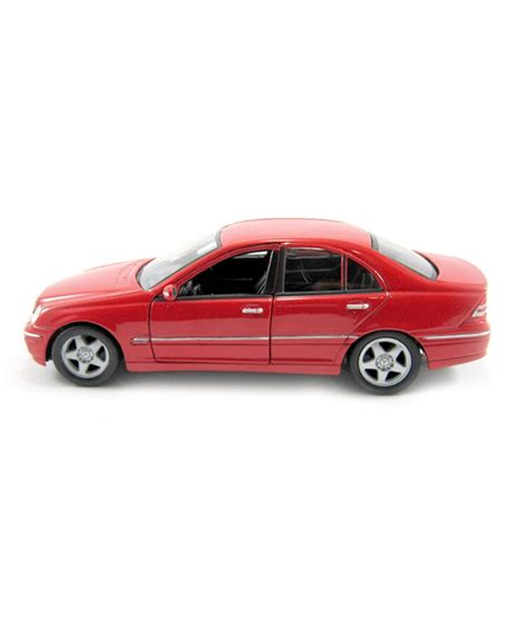 Kids love to crash toy cars. Welly Mercedes Benz C Class Red 1:24 Diecast Car Scale Model - Buy Welly Mercedes Benz C Class ...