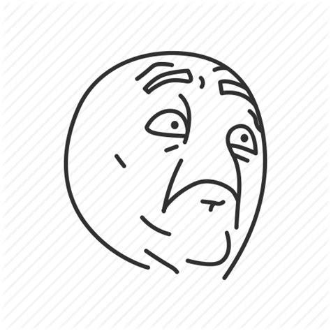 Meme Icon - emoticon emotion funny meme reaction sarcastic shcoked icon icon search engine