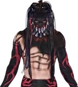 WWE King Balor Demon Finn