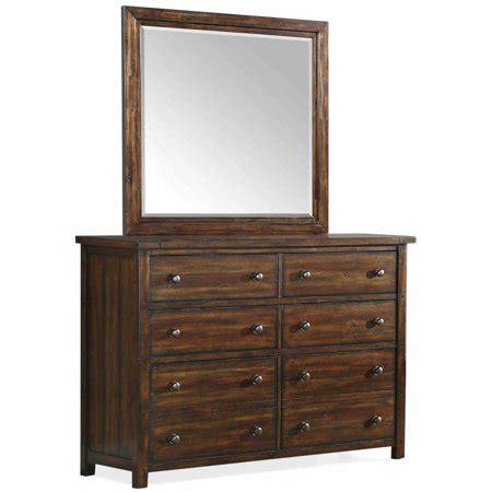 walmart dresser set picket house furnishings danner dresser and mirror set