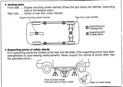 daihatsu charade chassis 1987 service repair workshop manual pdf repair