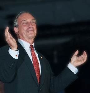 Bloomberg ready to spend at least $100M if he runs for White House in 2020…