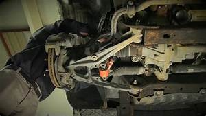 Replacing Gm Suvs Electronic Autoride Front Shock With A