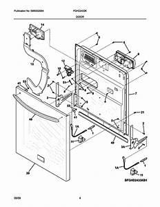 frigidaire dishwasher wiring diagram frigidaire oven With frigidaire gallery dishwasher wiring diagram