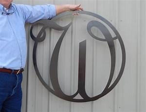 1000 images about wrought iron on pinterest With large outdoor monogram letters