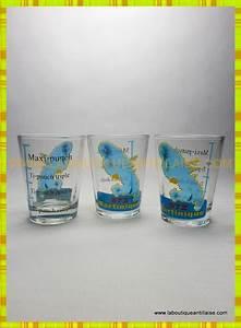 Verre à Punch : verre a punch martinique bleus la boutique antillaise ~ Teatrodelosmanantiales.com Idées de Décoration