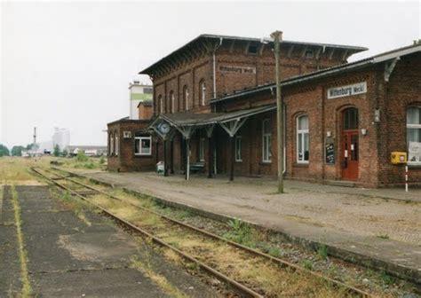 Bahnhof Wittenburg (meckl), 22.05.00