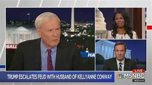 'Hardball' Nonsense: Kellyanne Is a Bad Wife And Let's ...
