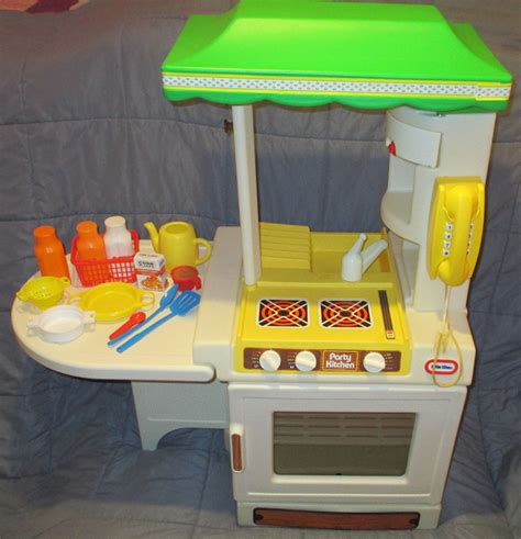 cuisine fisher price vintage 1980 39 s tikes kitchen with
