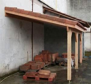 Auvent terrasse appenti bois carport tradi truc maison for Abri de jardin bois pas cher leroy merlin 5 auvent terrasse appenti bois carport tradi