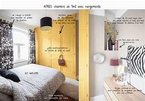 Chambre 9m2 Ikea : decoration chambre 9m2 ~ Melissatoandfro.com Idées de Décoration