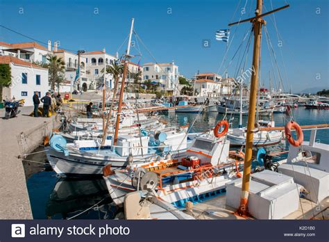 Small Fishing Boat Called by Small Ports Stock Photos Small Ports Stock Images Alamy