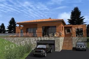 Plan de maison moderne bruyere for Awesome des plans pour maison 14 parpaing la triskeline