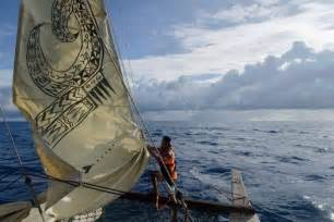 Moana Ancestor Boat by Moanas In Real Life Samoan Man Teaches His Daughters
