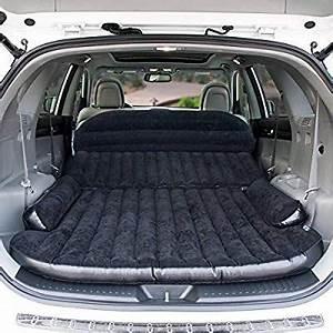 Auto Schlafen Matratze : zoiibuy matelas gonflable double lit de voiture portable ~ Jslefanu.com Haus und Dekorationen