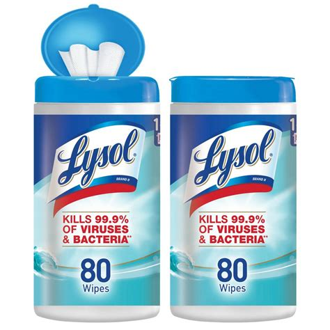Amazon.com: Professional Lysol Disinfectant Spray, Crystal