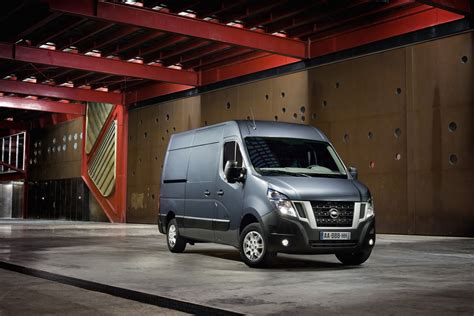nissan nv van   engine options infusion  tech