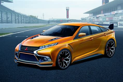 New Mitsubishi Evolution by Mitsubishi Lancer Evolution Xi Rendered Forcegt